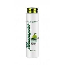 ISB Traditional Line PLUS Green Apple Шампунь для длинной шерсти без лаурилсульфата натрия