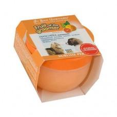Восст маска д/слабой выпадающей шерсти Апельсин с силиконом 0,25 л