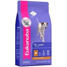 EUK Dog корм для щенков всех пород ягненок 1 кг.