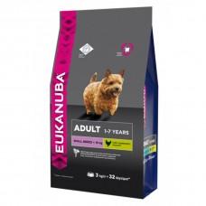EUK Dog корм для взрослых собак мелких пород 800 г