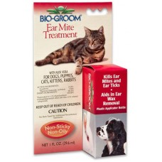 Bio-groom Ear Mite Капли От Ушного Клеща 30 Мл