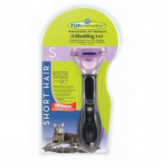 FURminator S для кошек маленьких короткошерстных пород Short Hair Small Cat 4 см