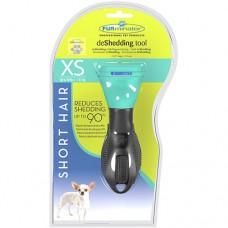 FURminator XS для собак карликовых короткошерстных пород Short Hair Tool Toy Dog 3 см