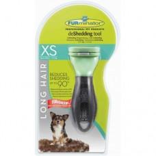 Furminator XS для собак карликовых длинношерстных пород long hair tool toy dog 3 см