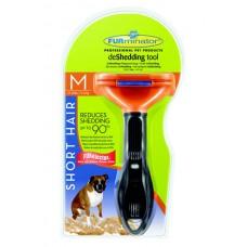 Furminator M для собак средних короткошерстных пород short hair medium dog 7 см
