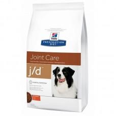 Хиллс (Hill's) j/D Для собак лечение суставов