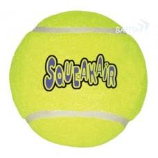 """Kong игрушка для собак air """"теннисный мяч"""" очень большой 10 см"""