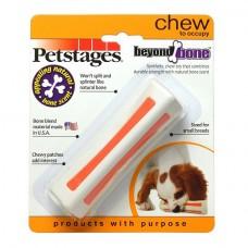 Petstages игрушка для собак beyond bone, с ароматом косточки маленькая