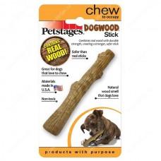 Petstages игрушка для собак dogwood палочка деревянная очень маленькая