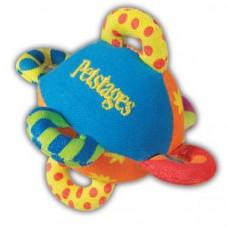 """Petstages игрушка для собак mini """"кольцо с петлями"""""""