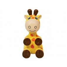 Kong игрушка для собак Wiggi Жираф 22 х 12 см большой