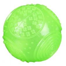 Мяч фосфоресцирующий, TPR, ф 7 см