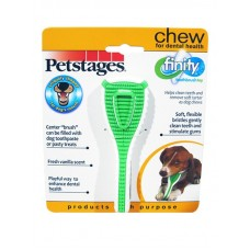 Petstages Finity Dental Chew зубная щетка 15 см средняя