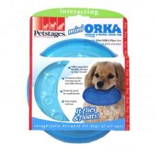 """Petstages игрушка для собак mini """"орка летающая тарелка"""""""