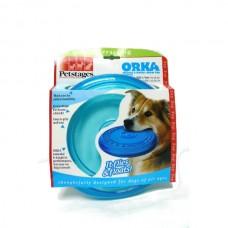 "Petstages игрушка для собак ""орка летающая тарелка"""