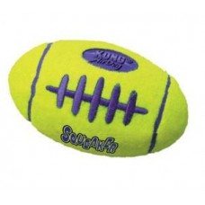 """KONG игрушка для собак Air """"Регби"""" малая 9 см"""