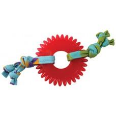 "Petstages игрушка для кошек Dental ""ОРКА колесико"""