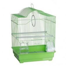 Клетка для птиц в подарочной упаковке 30х23х39 фигур