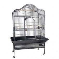 Клетка для птиц на колесах 125,6х92,8х172