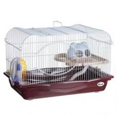Клетка для грызунов в подарочной упаковке 45х30х33