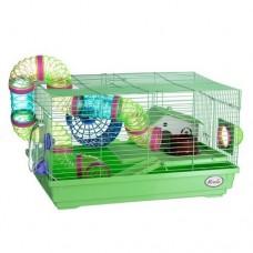 Клетка для грызунов в подарочной упаковке 47х30х27