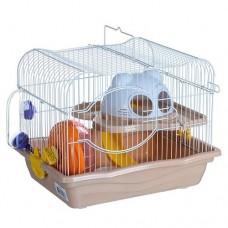 Клетка для грызунов в подарочной упаковке 35,5х26,6х27,5