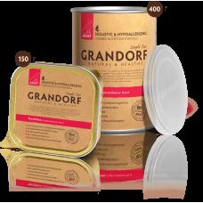Grandorf Влажный корм телятина для взрослых собак всех пород