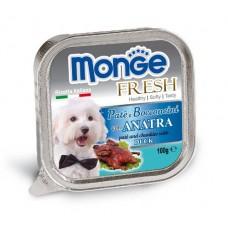 Monge Dog Fresh утка 100 г