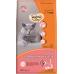 Мнямс Skin&Coat Сухой корм с лососем для взрослых кошек для кожи и шерсти 400 г