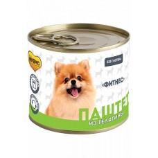 Паштет из телятины для собак всех пород