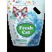 Наполнитель силикагелевый Fresh Cat® Морской бриз