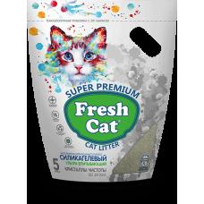 Наполнитель силикагелевый Fresh Cat® Кристаллы чистоты