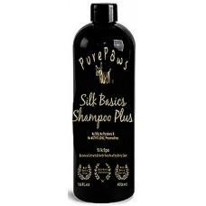 Pure Paws Silk Basics Shampoo Plus 473 мл