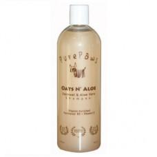 Pure Paws Oats N Aloe Shampoo Шампунь с экстрактами овса и алоэ вера 473мл