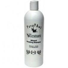 Pure Paws Texture Mineral Shampoo Шампунь для текстурирования шерсти 473мл
