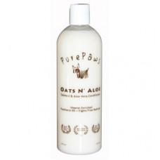Pure Paws Oats N Aloe Conditioner Кондиционер с экстрактами овса и алоэ вера 437 мл