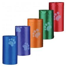 Пакеты для уборки за собаками, 3 л, 8 рулонов по 20 шт