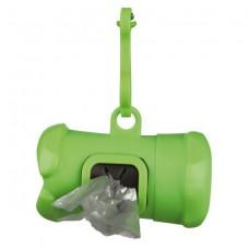 Контейнер пластиковый с 15 пакетами, 3 л