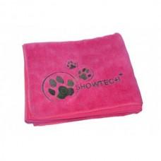 Полотенце из микрофибры Show Tech розовое
