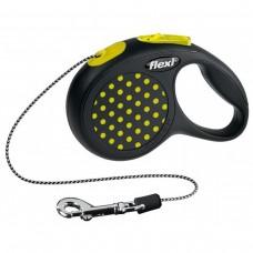 Flexi рулетка Design М (до 20 кг) 5 м трос