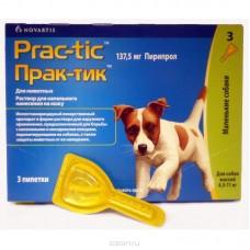 Elanco Прак-тик для собак 4,5-11 кг